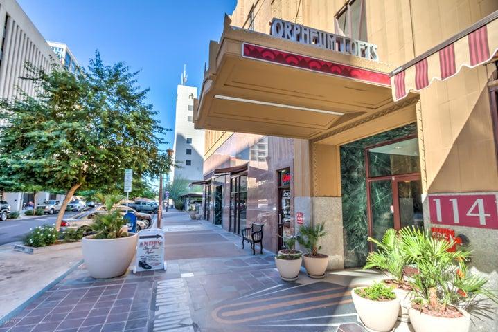 114 W ADAMS Street, 308, Phoenix, AZ 85003