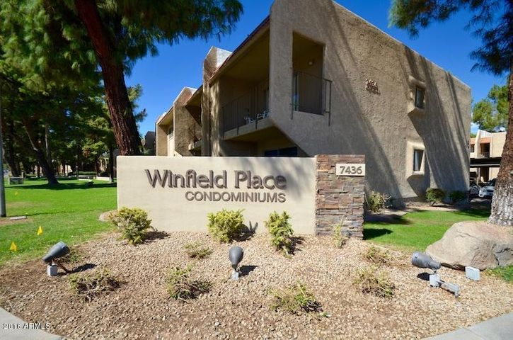 Winfield Place - Old Town Scottsdale location