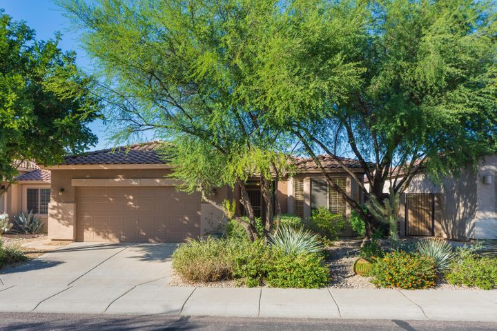 Excellent curb appeal and great location in the interior of the subdivision.