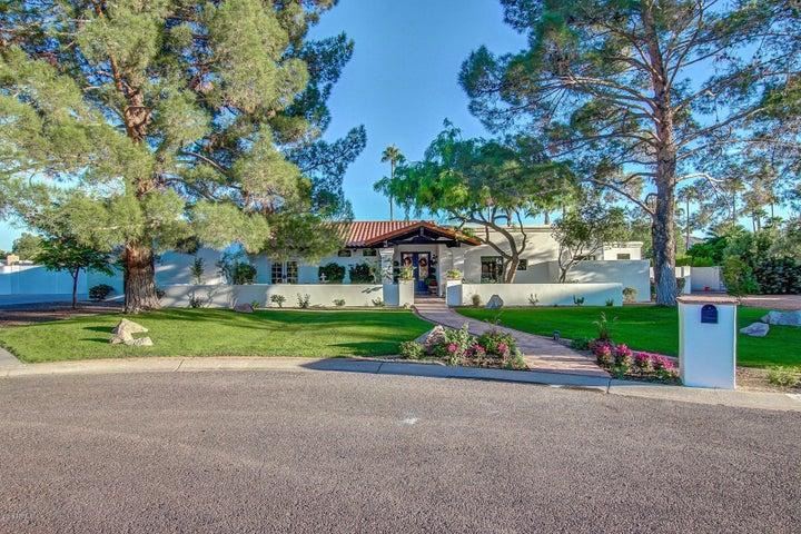 5329 E SHANGRI LA Road, Scottsdale, AZ 85254