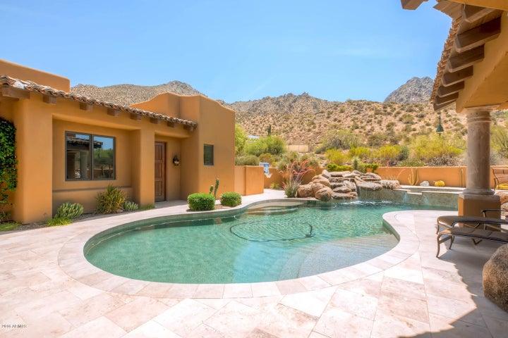 11946 E Calle De Valle Drive, Scottsdale, AZ 85255
