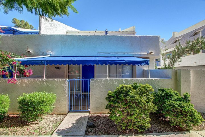 1155 E SANDPIPER Drive, 118, Tempe, AZ 85283