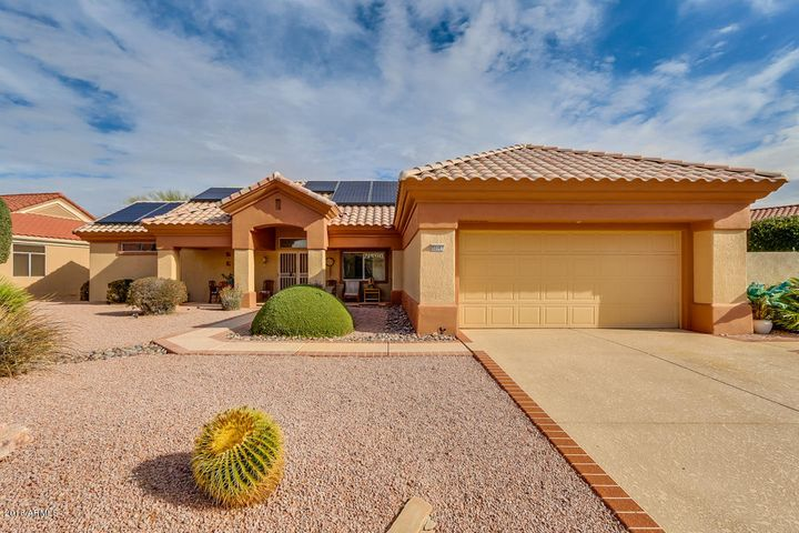 22107 N ACAPULCO Drive, Sun City West, AZ 85375
