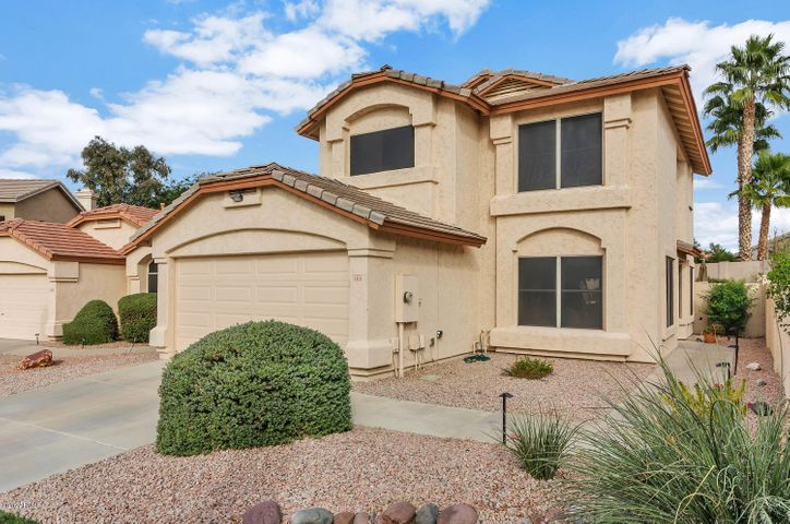 Great location close to everything and in a wonderful school district!