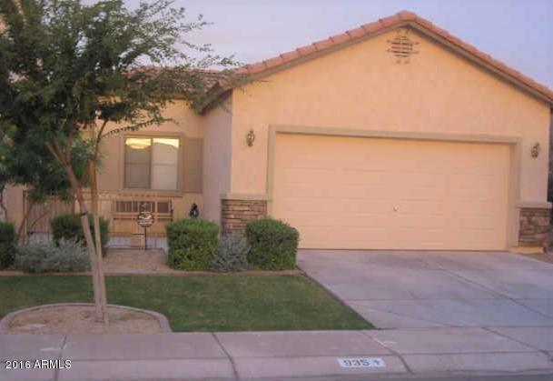 935 S Racine Lane, Gilbert, AZ 85296