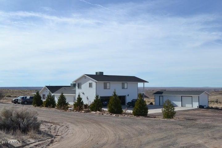1710 Gregg Drive, Holbrook, AZ 86025