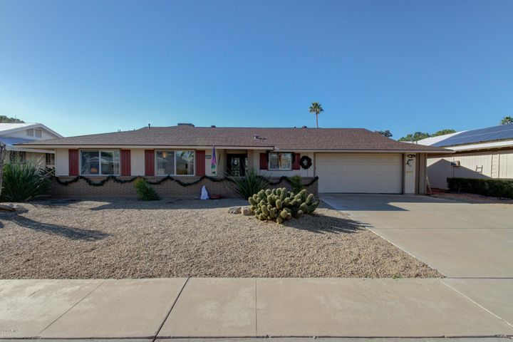 10926 W TROPICANA Circle, Sun City, AZ 85351