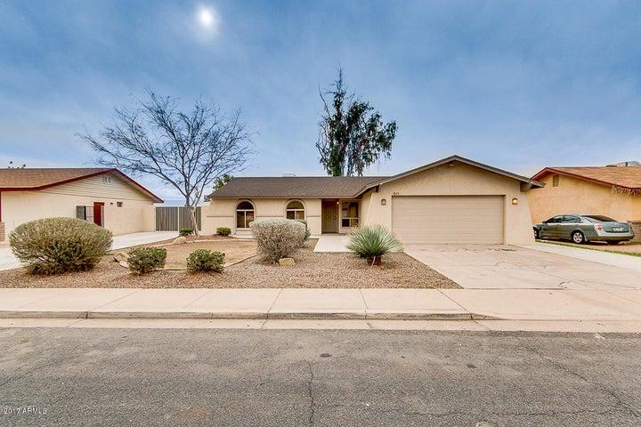 1025 E GARNET Avenue, Mesa, AZ 85204