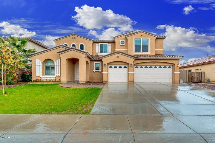 4149 S ST CLAIRE Circle, Mesa, AZ 85212