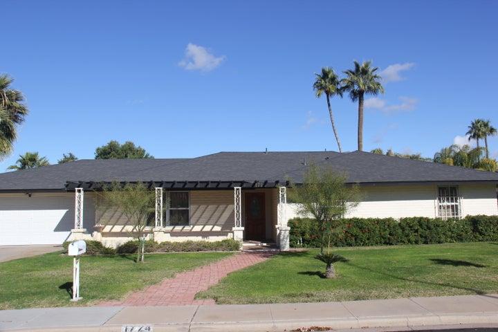 1724 E GRANDVIEW Street, Mesa, AZ 85203