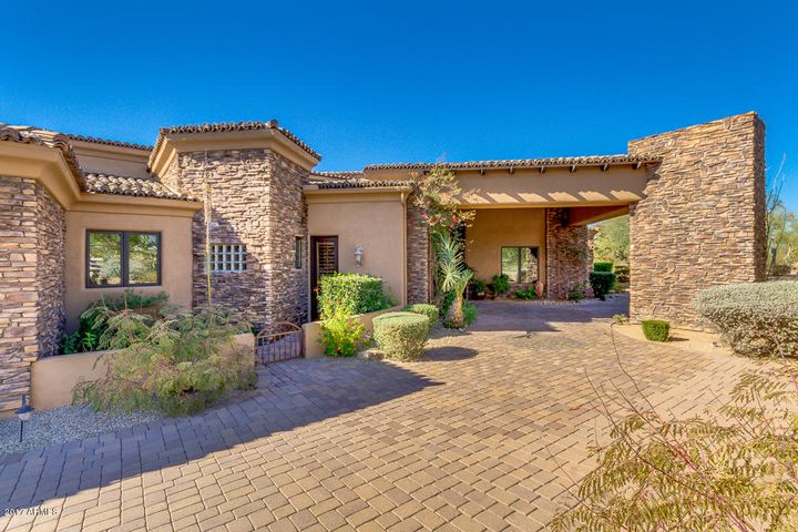 8173 E OVERLOOK Drive, Scottsdale, AZ 85255