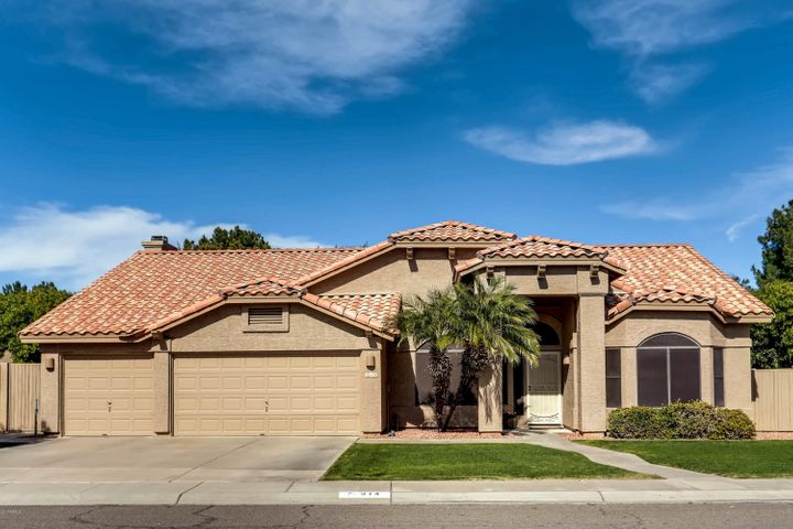 Beautiful curb appeal! New roof in 2014 with 20 year transferable warranty.