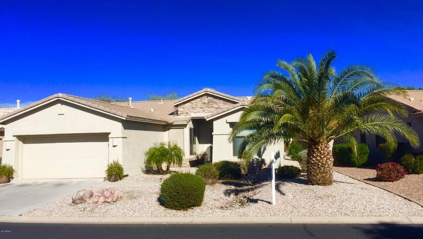 9830 E COOPERS HAWK Drive, Sun Lakes, AZ 85248