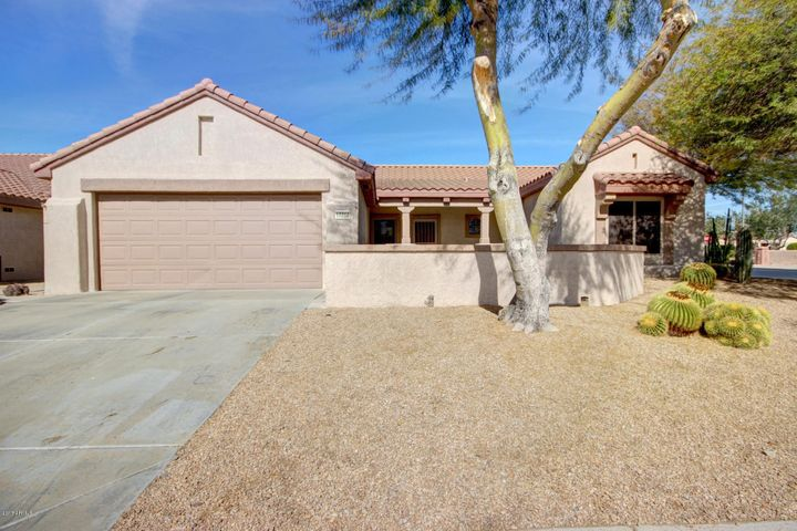 17756 N ESCALANTE Lane, Surprise, AZ 85374
