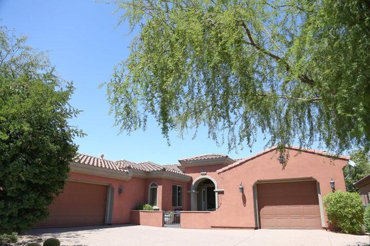 3952 E Parkside Ln, Phoenix, 85050. Aviano in Desert Ridge. Buana Spanish Colonial with 1000+ s/f basement