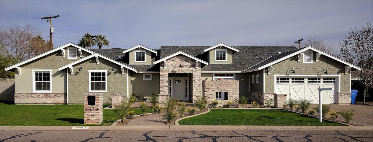 3443 N 50TH Place, Phoenix, AZ 85018