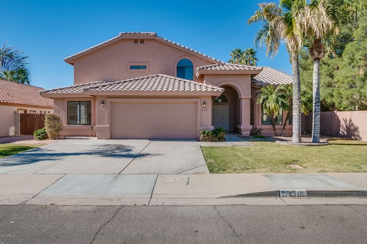 1310 N Blue Marlin Drive, Gilbert, AZ 85234