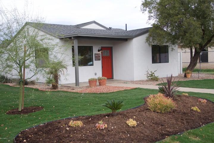 2502 N EVERGREEN Street, Phoenix, AZ 85006