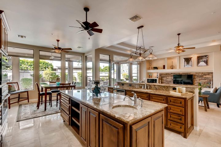 Truly Open Concept
