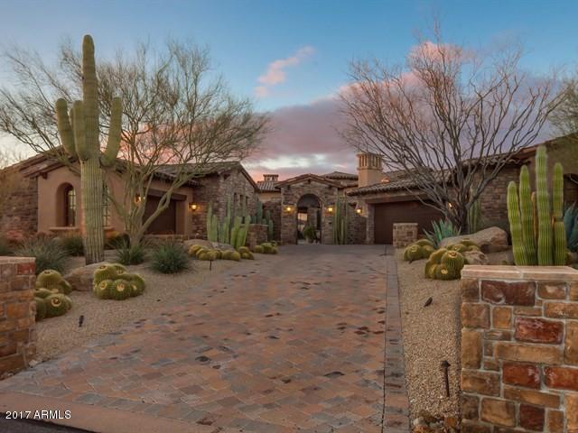 10858 E Wildcat Hill Road, Scottsdale, AZ 85262