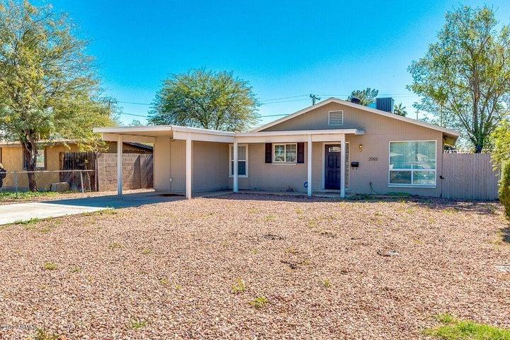 2065 E ORANGE Street, Tempe, AZ 85281