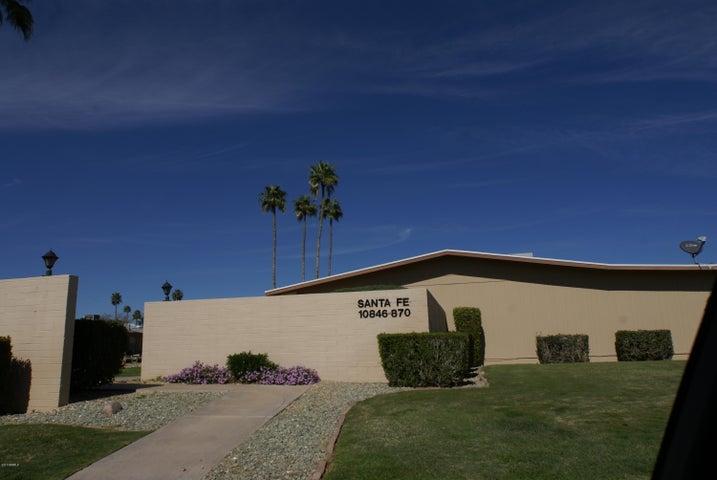 10852 W SANTA FE Drive, Sun City, AZ 85351
