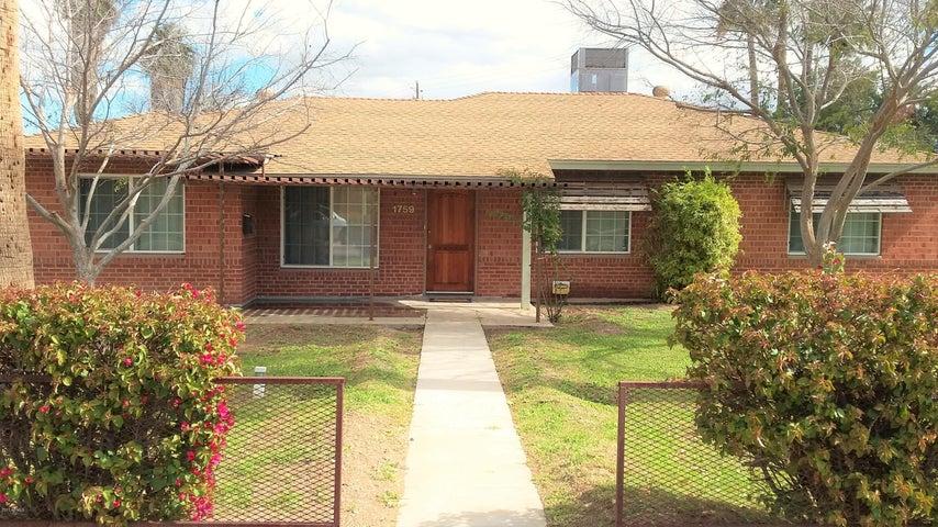 1759 W ROVEY Avenue, Phoenix, AZ 85015