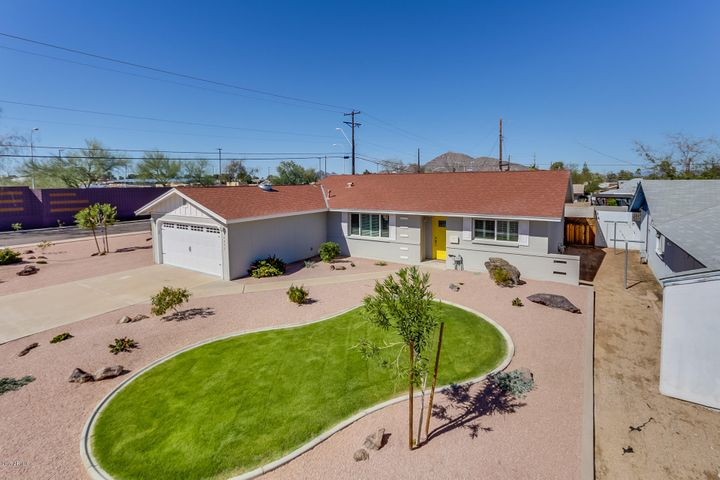 6402 E PARKVIEW Drive, Scottsdale, AZ 85257