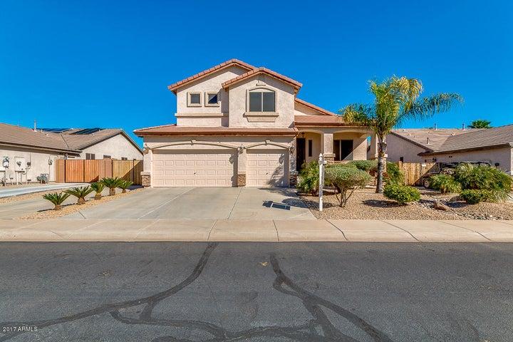 16766 W WEYMOUTH Road, Surprise, AZ 85374