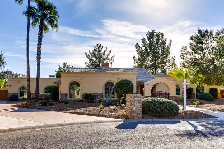 5815 E ANGELA Drive, Scottsdale, AZ 85254
