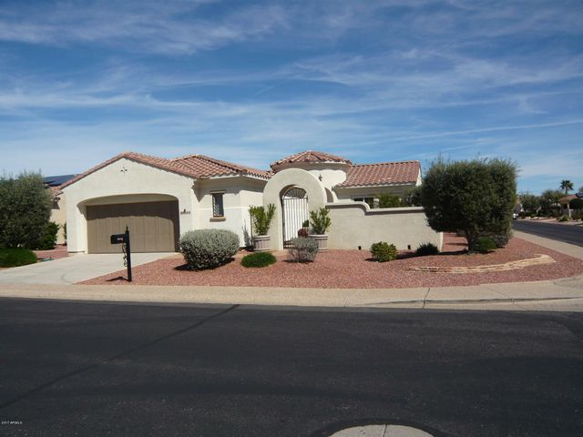Front view of 13414 W Junipero Drive.