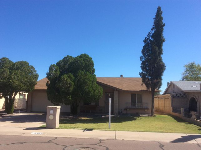 5407 S SIESTA Lane, Tempe, AZ 85283