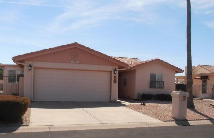 10121 E NAVAJO Place, Sun Lakes, AZ 85248