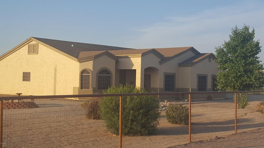 1602 E BYRD Avenue, Coolidge, AZ 85128