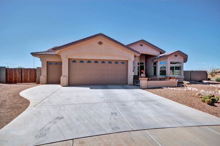 2762 S ELDERWOOD Circle, Mesa, AZ 85209