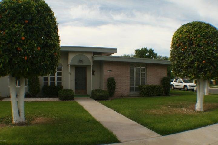 9915 W HAWTHORN Drive, Sun City, AZ 85351