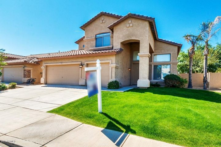 3988 S HOLLYHOCK Place, Chandler, AZ 85248