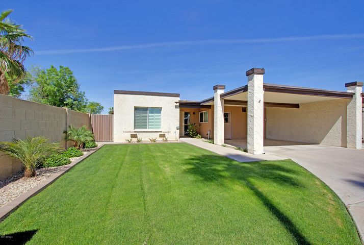 3036 S COUNTRY CLUB Way, Tempe, AZ 85282