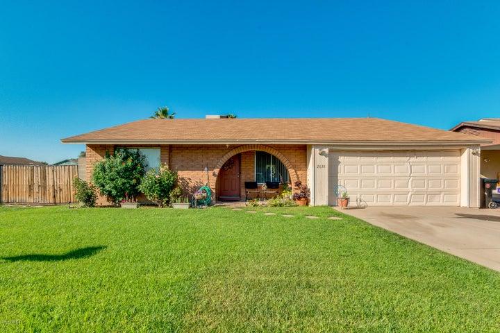 2638 E HOLMES Avenue, Mesa, AZ 85204