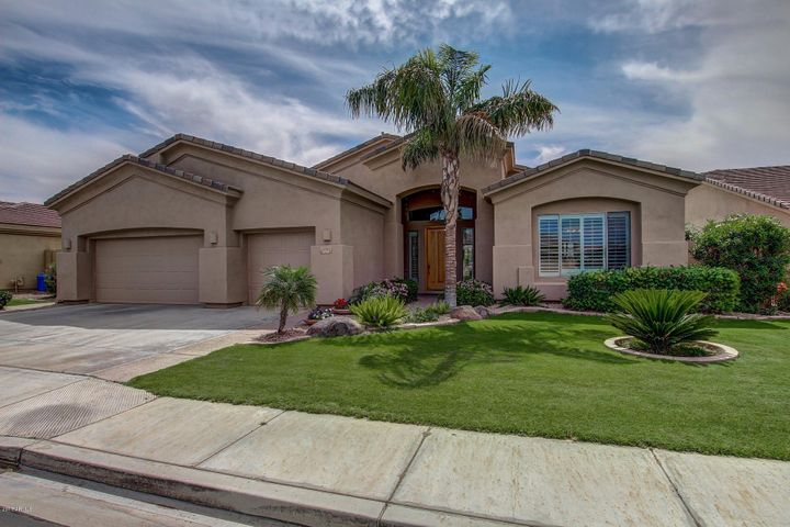 1781 W PRESCOTT Drive, Chandler, AZ 85248