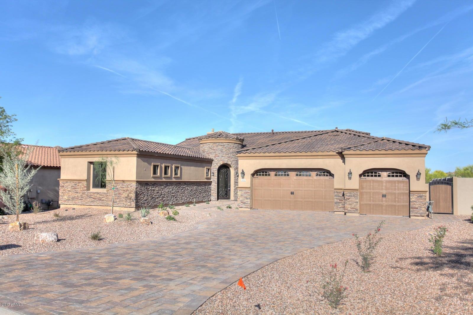 4071 S WILLOW SPRINGS Trail, Gold Canyon, AZ 85118