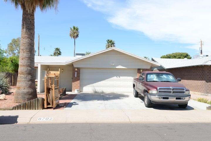 8702 E VALLEY VIEW Road, Scottsdale, AZ 85250