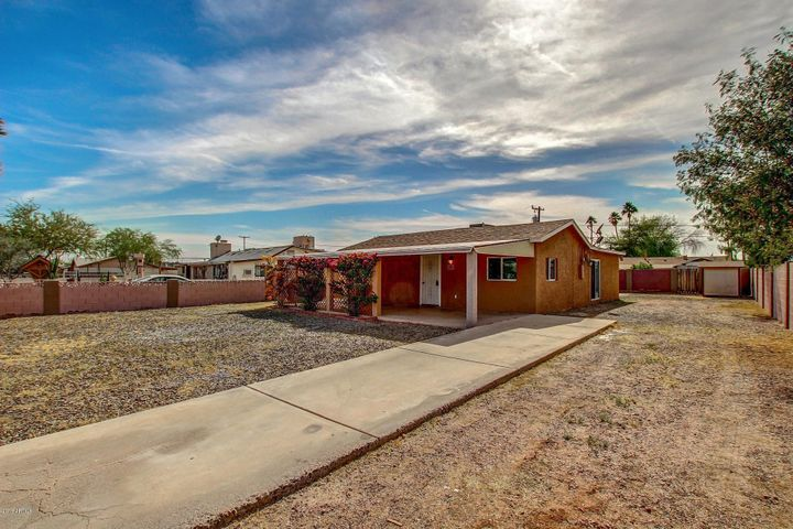 1118 N HAROLD Street, Tempe, AZ 85281