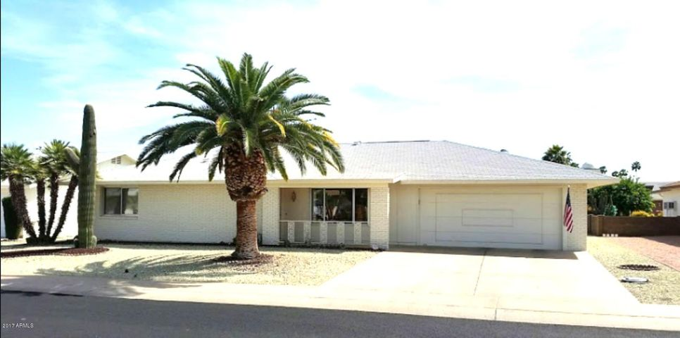 9529 W APPALOOSA Drive, Sun City, AZ 85373