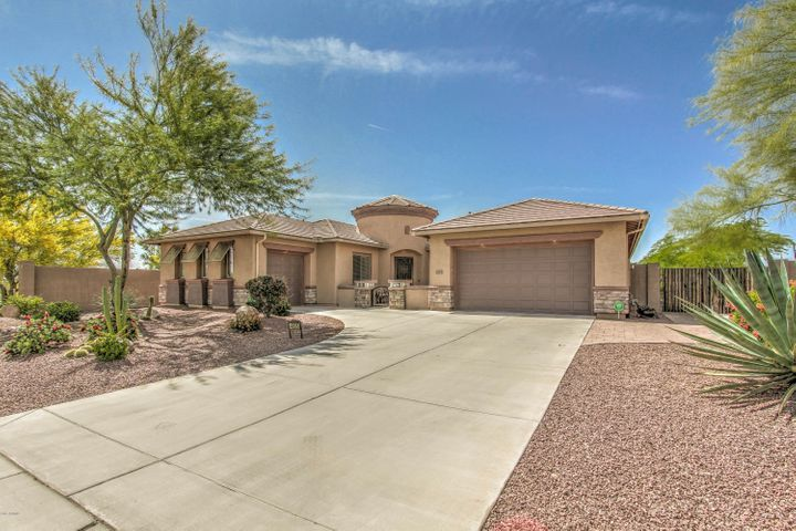 4805 W CAVALRY Road, New River, AZ 85087