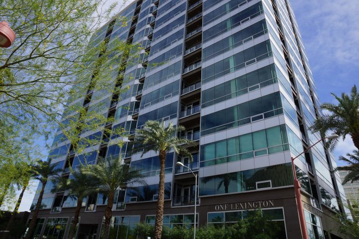 1 E LEXINGTON Avenue, 1101, Phoenix, AZ 85012