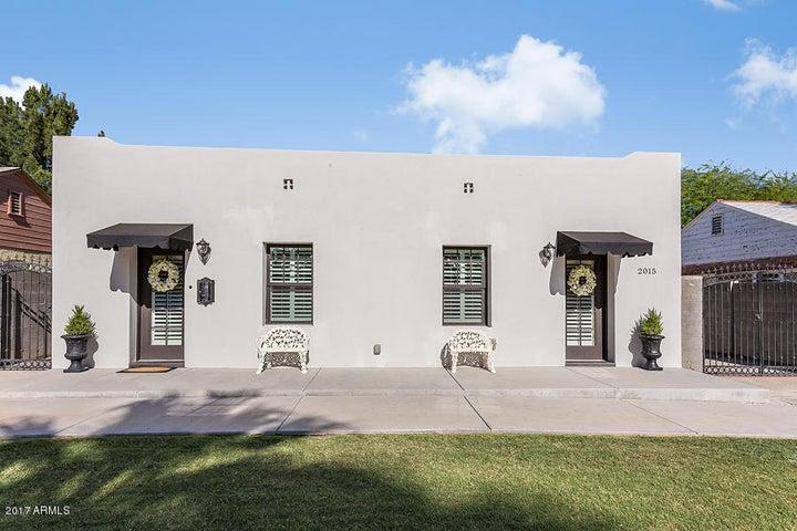 2015 N 16TH Avenue, Phoenix, AZ 85007