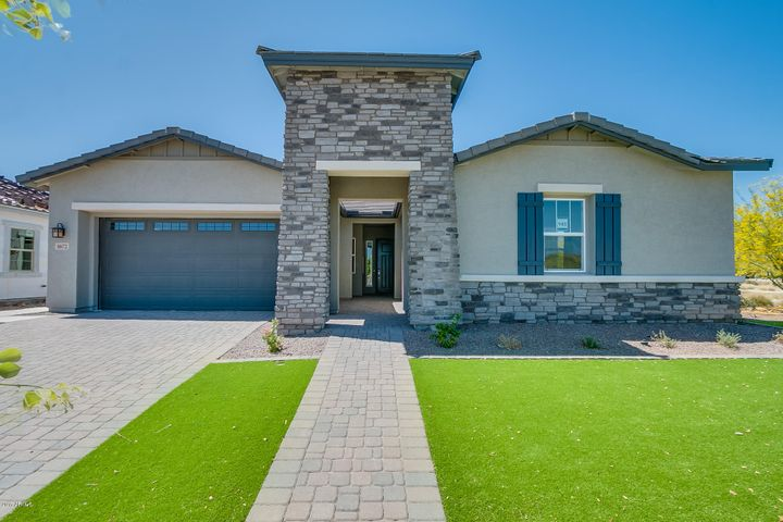 4672 N 206TH Lane, Buckeye, AZ 85396