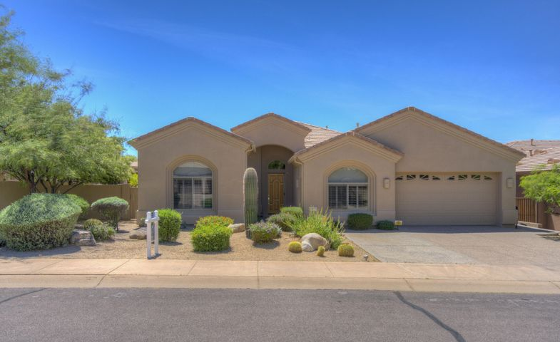 9539 E SANDY VISTA Drive, Scottsdale, AZ 85262