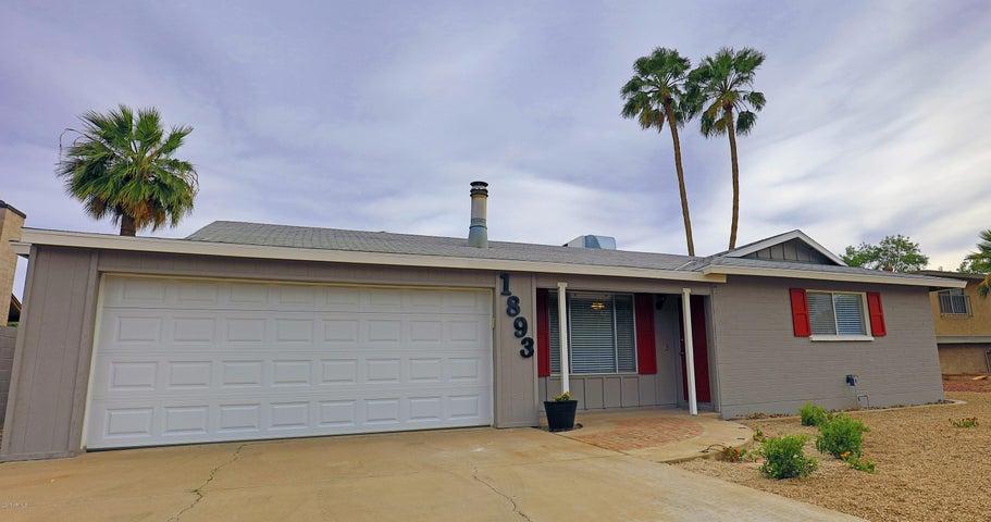 1893 E GEMINI Drive, Tempe, AZ 85283
